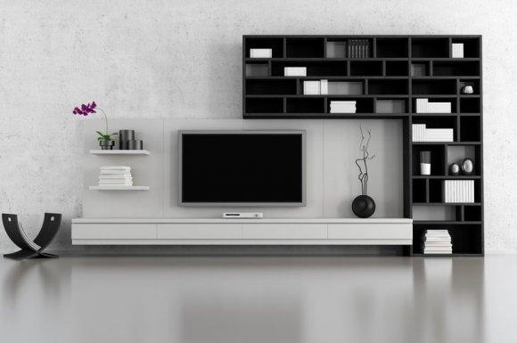 Création et conception de meubles de télévision sur mesure à Monaco