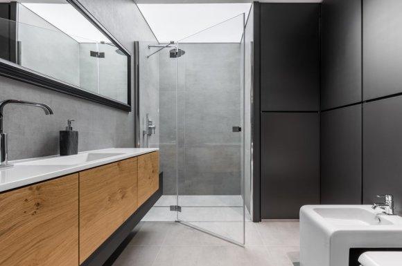 Création et fabrication de meuble de salle de bain sur mesure à Menton