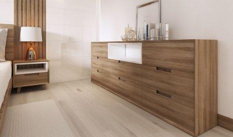 Fabricant de meubles sur mesure en bois à Menton.