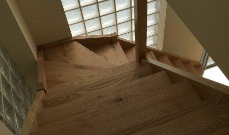 Création d'escalier en bois Menton
